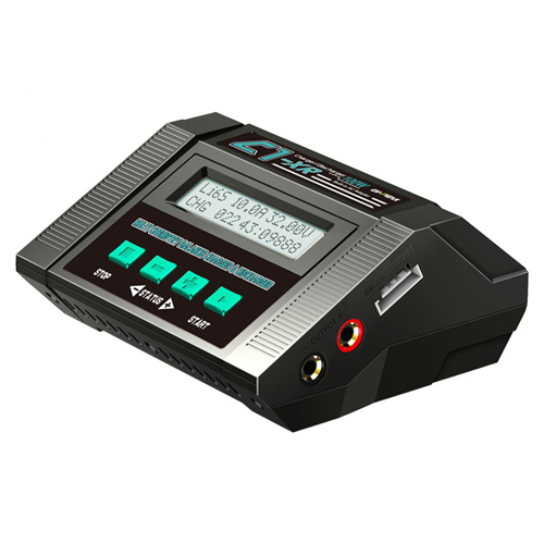EV-PEAK C1-XR 100W 10A AC/DC 6S LiPo Charger Discharger with Battery Meter Function