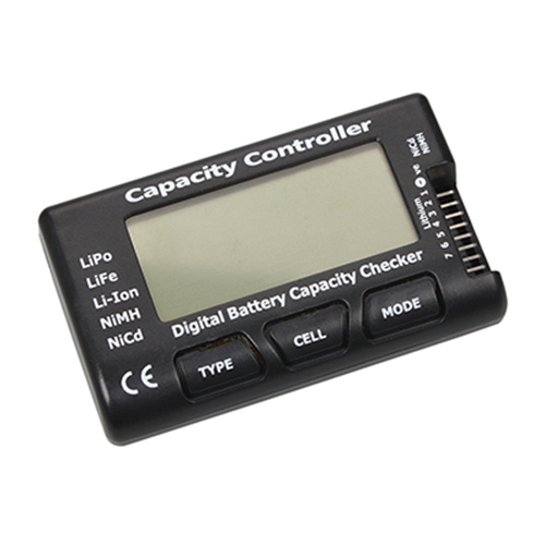 RC CellMeter-7 Digital Battery Capacity Checker Controller Tester Balancer